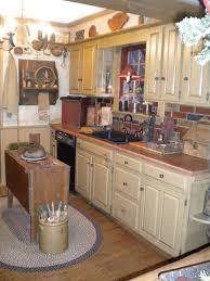 primitive kitchen ideas gorgeous primitive kitchen cabinets and best 25 country