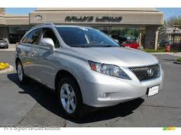 2010 lexus rx 350 for sale price 2010 lexus rx 350 awd in tungsten silver pearl 052294