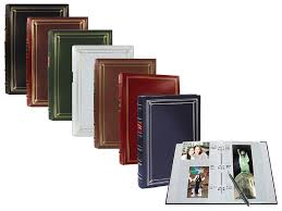 photo album 4x6 100 photos pioneer bta 204 bonded leather photo album