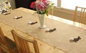 Dining Room Table Runners Faux Marble Table Runner Hometalk