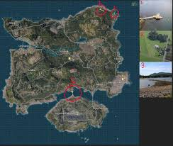 pubg quarry pubg adding points of interest pubattlegrounds