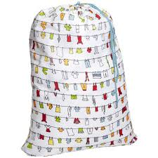Cute Laundry Bags | reisenthel clothesline laundry bag the container store
