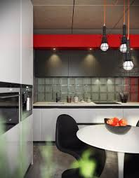 black kitchen lighting kitchen black kitchen design ideas with cabinetry also granite