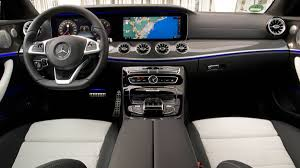 mercedes inside gallery inside the 2018 mercedes e class coupe autoweek