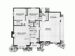 Floor Plans Split Level Homes Floor Plan Split Level House House Plan