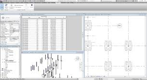 pile coordinate scheduling for revit structure 2013 autodesk