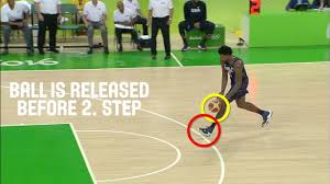 Fiba rule changes travelling and the 39 0 39 step