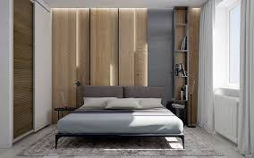 rivestimento in legno pareti pareti in legno per la da letto 30 idee dal design unico