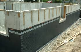 superseal dimpled membrane the best basement waterproofing method