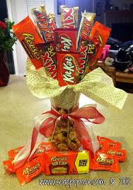 candy bar bouquet candy bar bouquet gift tip junkie