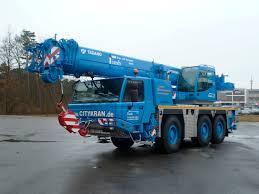 truck mounted crane boom all terrain lifting atf 50g 3