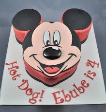 mickey mouse cakes for toddler birthday u2014 liviroom decors