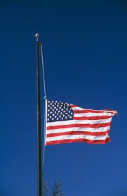 Flag Flown At Half Mast Concerning The Height Of The Flag The New Yorker