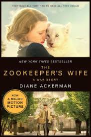 Barnes And Noble Maumee The Zookeeper U0027s Wife A War Story By Diane Ackerman Paperback