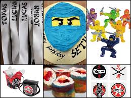 hi yah 12 ninja birthday party ideas parentmap