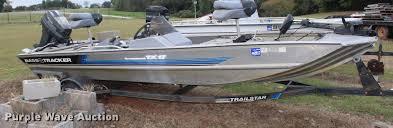 1992 bass tracker boat item aq9555 sold november 2 okla