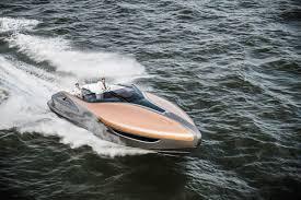 lexus uk advert 2017 lexus sports yacht concept takes lexus to the high seas auto express