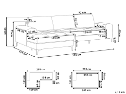 corner sofa upholstered sleeper sofa storage light grey