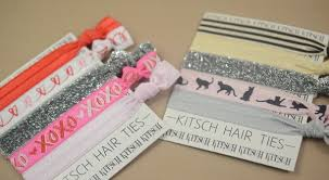 kitsch hair ties bobbles kitsch hair ties from mykitch