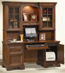 Office Furniture Desk Hutch Aspenhome Richmond 66 Inch Credenza Desk And Hutch Belfort