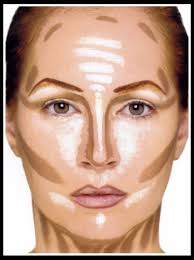 areas to highlight contour source princess