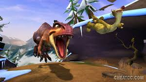 ice age dawn dinosaurs review playstation 3 ps3