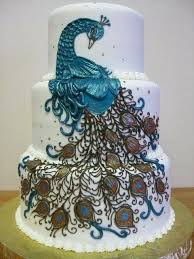 peacock wedding cake topper peacock wedding cake topper theme ideas cakes invitations toppers