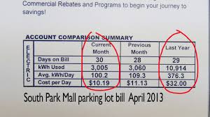 Cps Energy Outage Map South Park Mall Saves Big With Led Lights And A Cps Energy Rebate