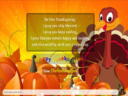 happy thanksgiving day 2017