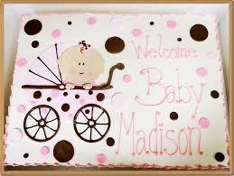 cute buttercream baby shower sheet cake with 2d fondant de u2026 flickr