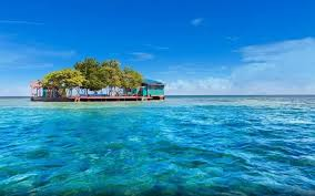 belize airbnb rent your own private island off the coast of belize for less than