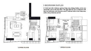 duplex plans 3 bedroom