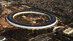 video check out apple u0027s cool new u0027spaceship u0027 campus in cupertino