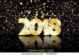 happy new year backdrop happy new year 2018 gold glitter stock illustration 734583937