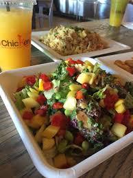 andina power food salad arroz chaufa de pollo yelp