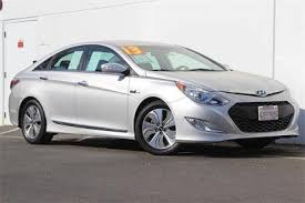 2013 hyundai sonata hybrid mpg used 2013 hyundai sonata hybrid for sale pricing features