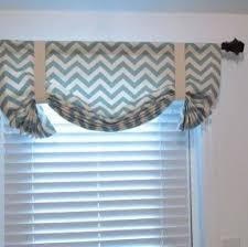 Tie Up Window Curtains Tie Up Valance Foter