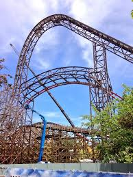 The Goliath Six Flags 2014 Neuheit Goliath Hybrid Woody Rmc Six Flags Great