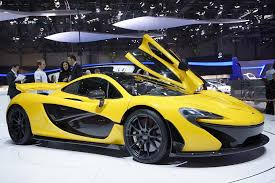 mclaren factory mclaren p1 is the hybrid lahypercar video live photos