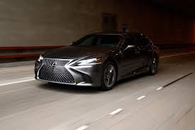 lexus is300 2018 2018 lexus ls first drive review automobile magazine