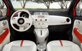 Mitsubishi I Interior 2012 Mitsubishi I Miev Vs 2013 Fiat 500e