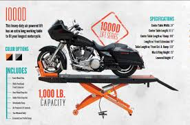 motorcycle lift table for sale titan motorcycle lifts