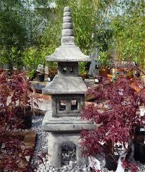 garden pagoda ornament home outdoor decoration