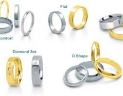 types of wedding ring e h warford wedding ring styles