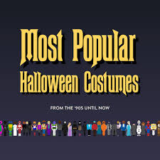 popular halloween costumes by year popsugar smart living