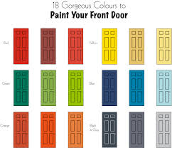 choosing front door color how to choose the right colour for your front door geranium blog