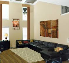 ANOTHER TWO STORY GREAT ROOM MAKEOVER BluLabel Bungalow - Two story family room decorating ideas