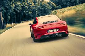 porsche porsche 911 carrera s 2016 review by car magazine