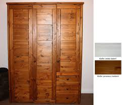 Schlafzimmerschrank Zerlegen Kleiderschrank 3türig Schlafzimmerschrank Kassettenfront Kiefer