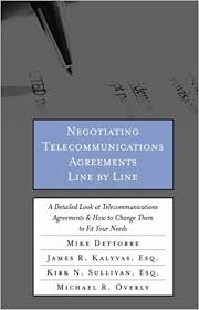 negotiating telecommunications agreements line by line mike